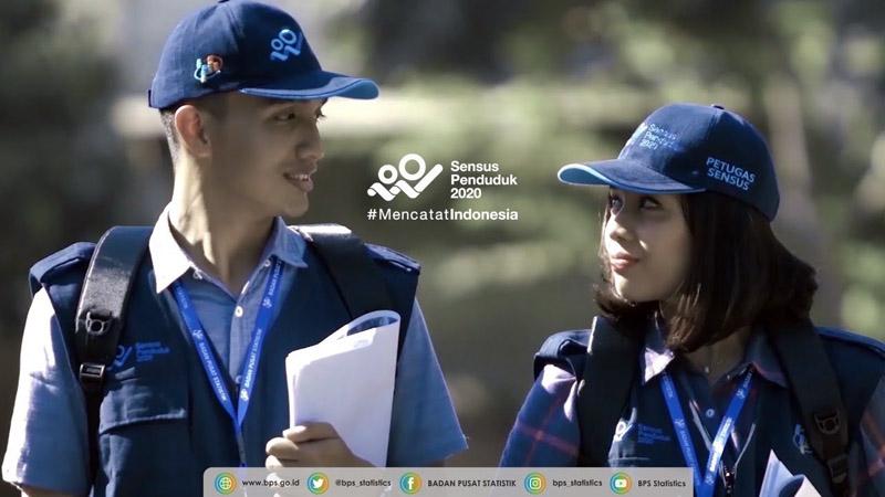 Rekrutmen Petugas Sensus Penduduk (SP) 2020